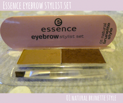 Essence kit sourcils