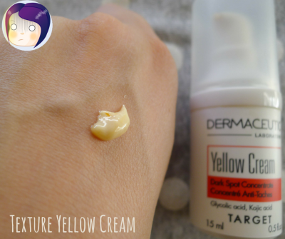 Yellow Cream Dermaceutic