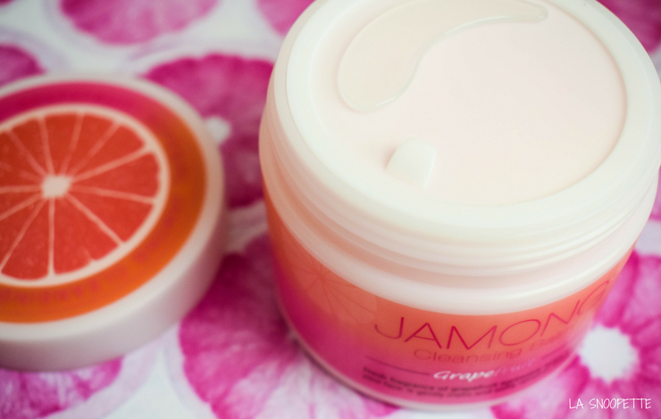 Packaging jamong cleansing balm