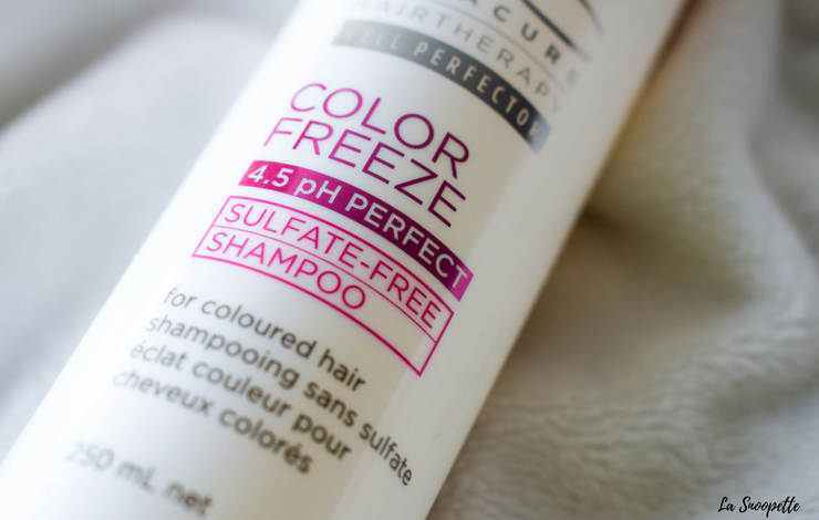 Color freeze sans sulfate