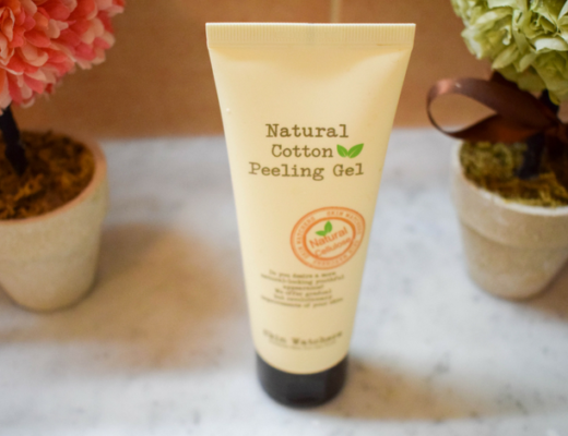 Natural Cotton peeling gel