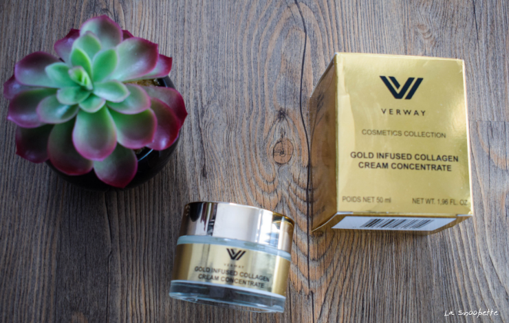 verway gold infused collagen