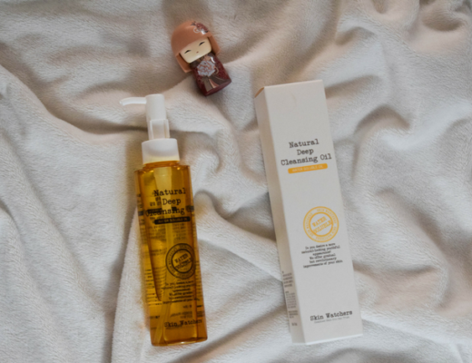 Natural Deep Cleansing Oil skin watchers